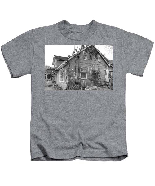 Jones Hardware From Behind, Pequannock Kids T-Shirt