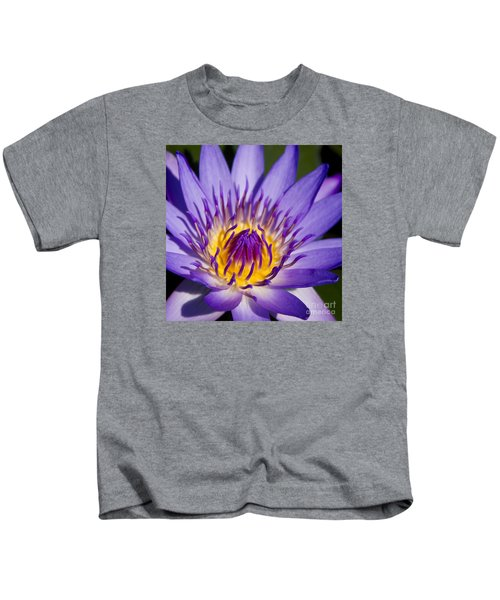 Journey Into The Heart Of Love Kids T-Shirt