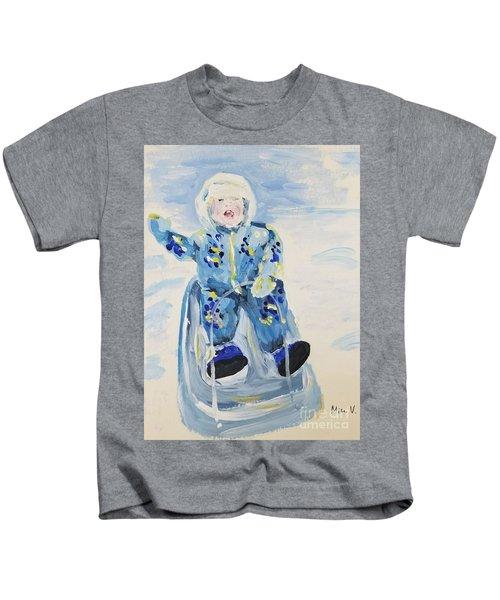 Joy Ride Kids T-Shirt