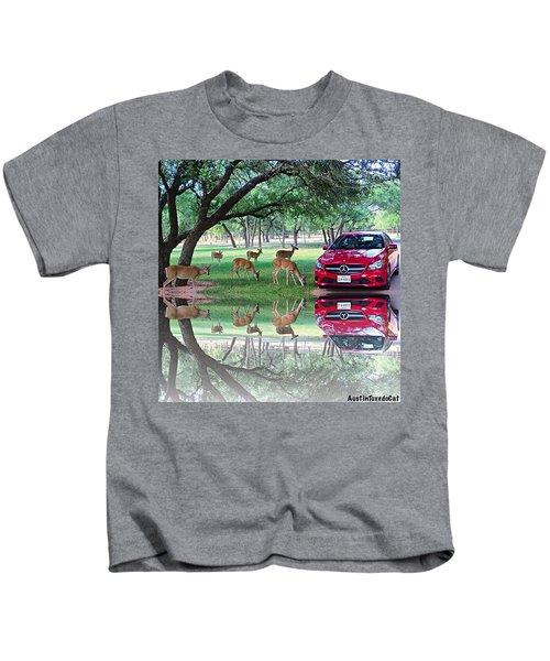 Just A Little Bit #crazy, #fun And Kids T-Shirt