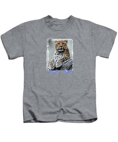 Just Chillin' Kids T-Shirt by DJ Florek