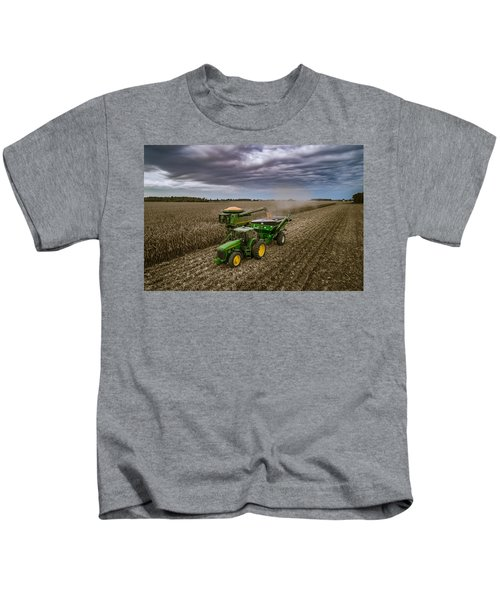 Just In Time Kids T-Shirt