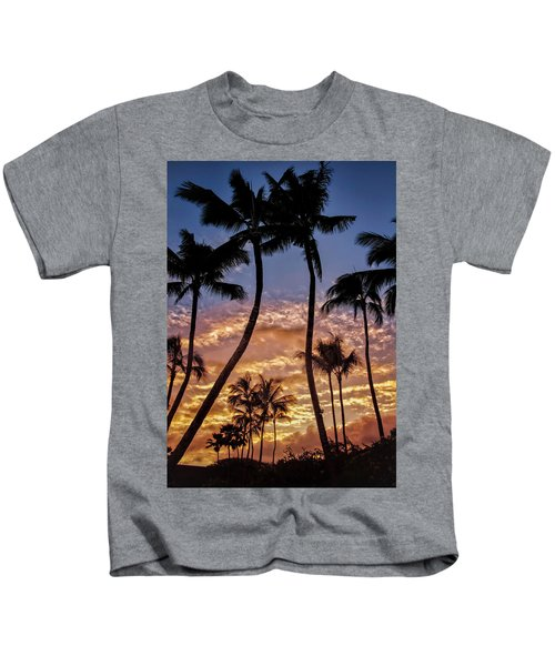 Kalapki Sunset Kids T-Shirt