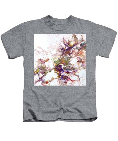 Kaleidescope Of Color Kids T-Shirt