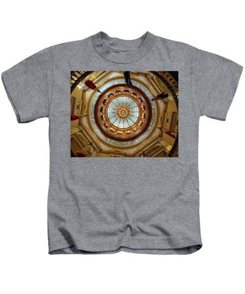 Kansas Dome Kids T-Shirt