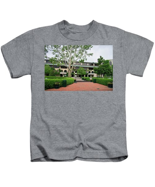 Keeneland Race Track In Lexington Kids T-Shirt