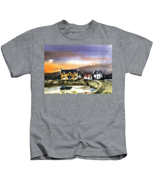 Kerry... Beara. Killmakilloge Harbour Kids T-Shirt