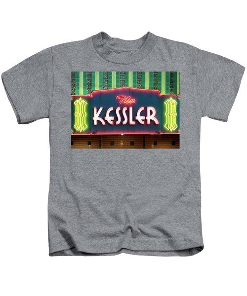Kessler Theater 042817 Kids T-Shirt