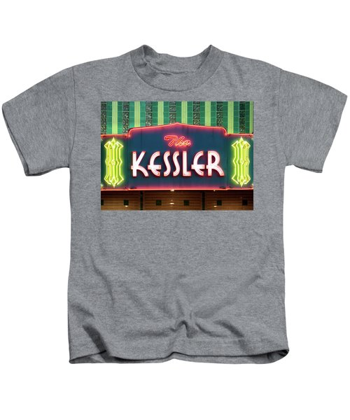 Kessler Theater 042817 Kids T-Shirt