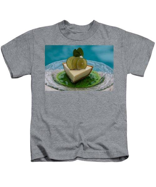 Key Lime Pie 25 Kids T-Shirt