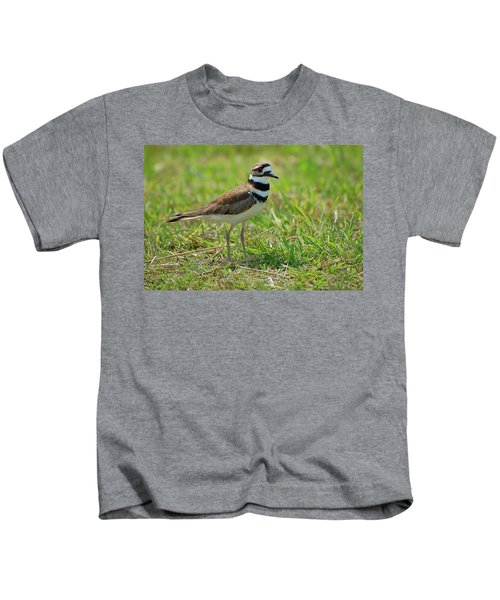 Killdeer Kids T-Shirt by Rich Leighton