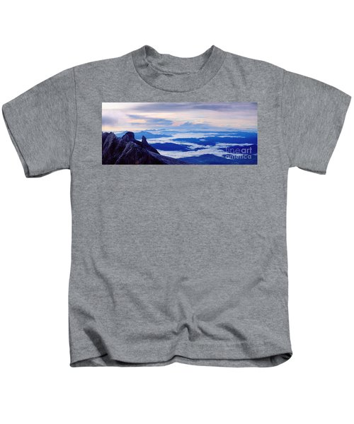 Kinabalu Panorama Kids T-Shirt