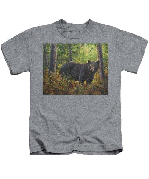 King Of His Domain Kids T-Shirt