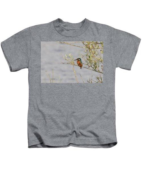 Kingfisher Waiting Kids T-Shirt