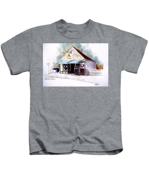 King's Ice Cream Kids T-Shirt
