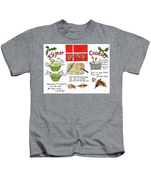 Klejner Cookies Kids T-Shirt