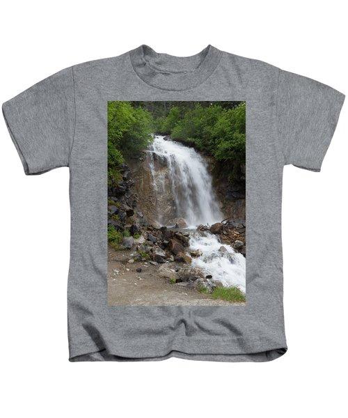 Klondike Waterfall Kids T-Shirt
