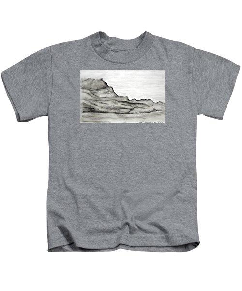 Knockmore In Mist Kids T-Shirt