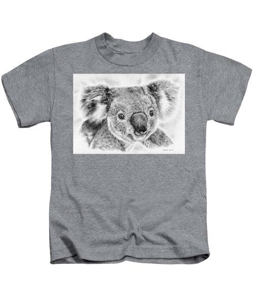 Koala Newport Bridge Gloria Kids T-Shirt by Remrov