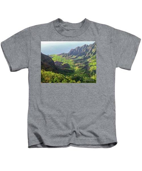Kokee Park Kids T-Shirt