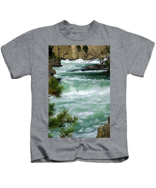 Kootenai River Kids T-Shirt