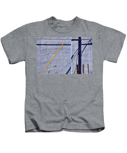 Krishna Blue Kids T-Shirt
