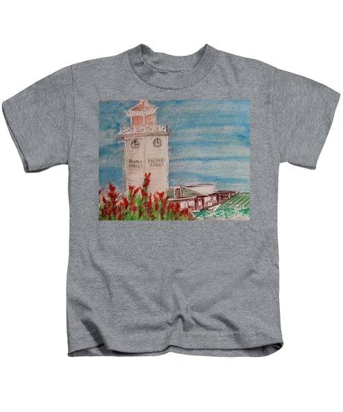 La Farmer's Market Kids T-Shirt