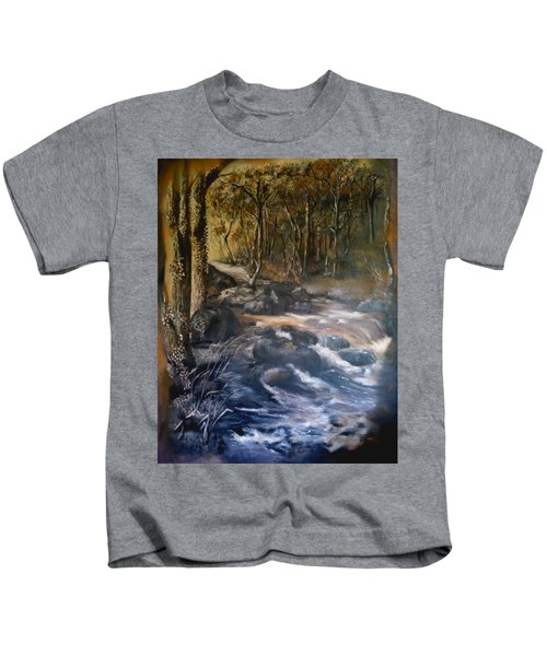 La Rance Kids T-Shirt by Silk Alchemy