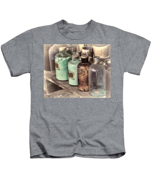 Lab Bottles Tinted Kids T-Shirt