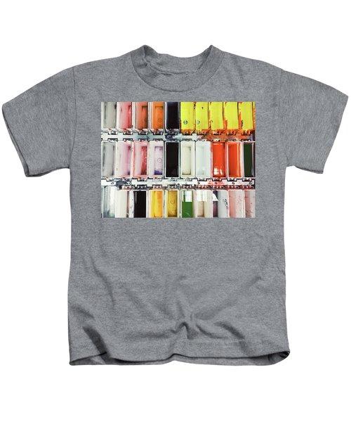 Laboratory Tissue Stains Kids T-Shirt