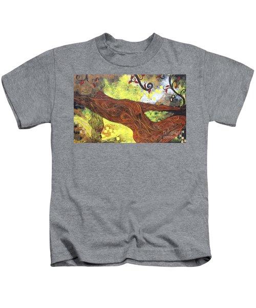 Lady Of Elation Kids T-Shirt