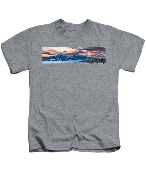 Lake Dillon Kids T-Shirt