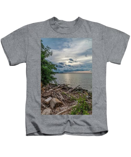Lake Erie Serenade Kids T-Shirt