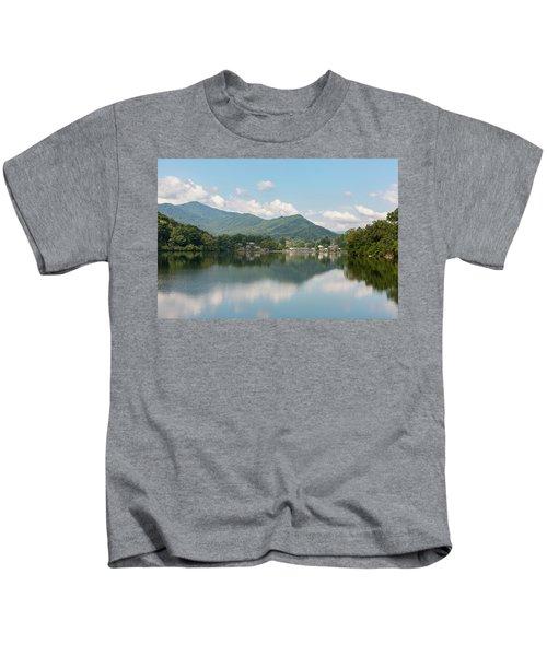 Lake Junaluska #1 - September 9 2016 Kids T-Shirt