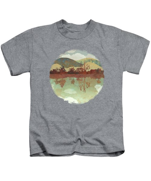 Lake Side Kids T-Shirt by Spacefrog Designs