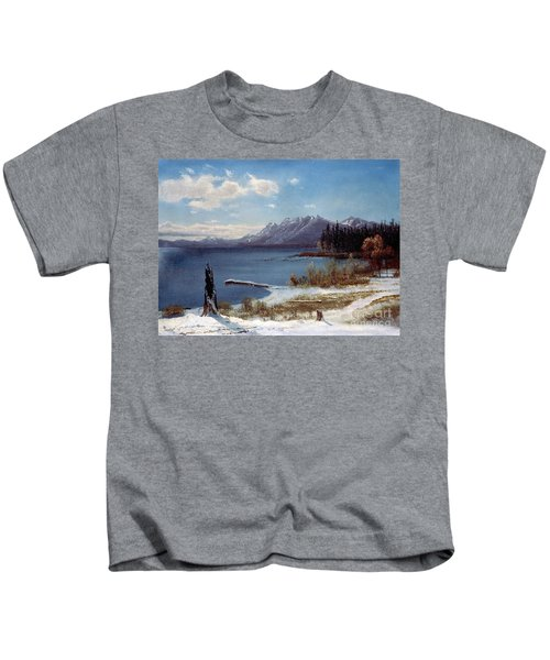 Lake Tahoe Kids T-Shirt