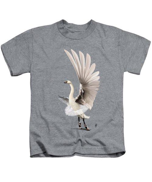 Lake Wordless Kids T-Shirt