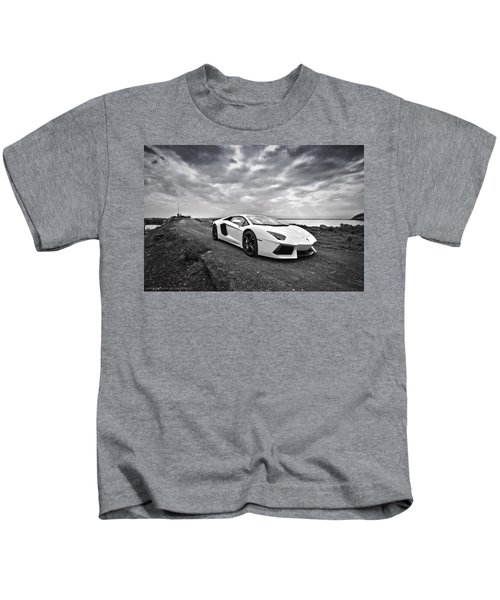 Lamborgini Aventador Kids T-Shirt