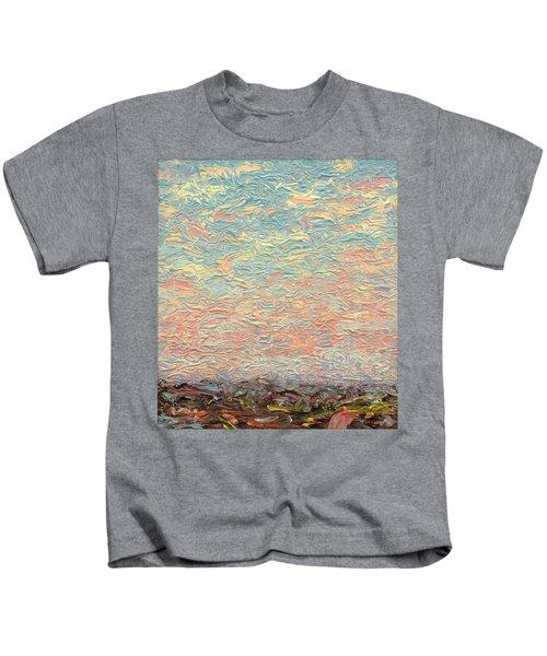 Land And Sky 3 Kids T-Shirt