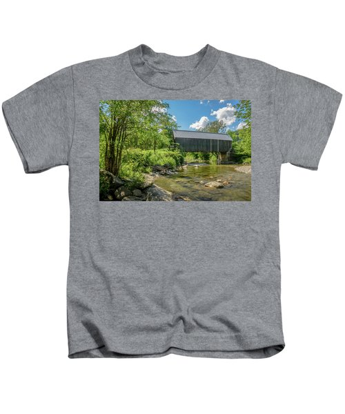Larkin Bridge Kids T-Shirt