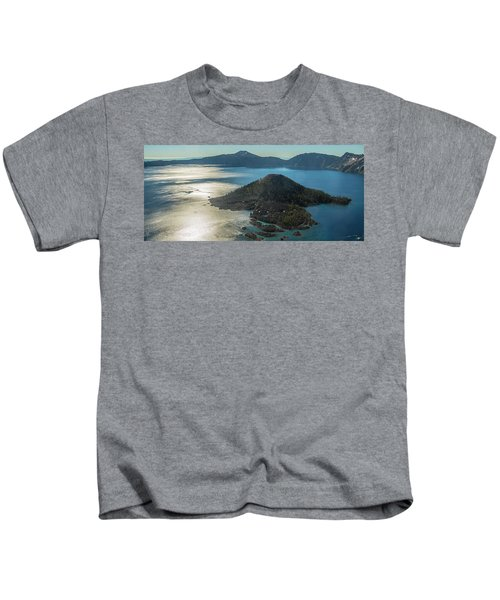 Last Crater View Kids T-Shirt
