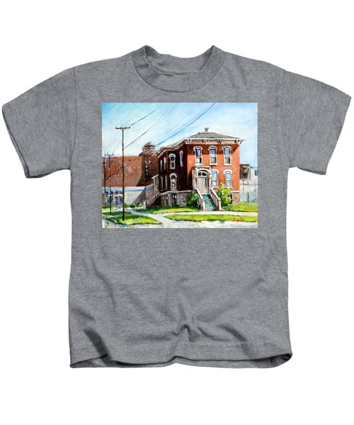 Last House Standing Kids T-Shirt