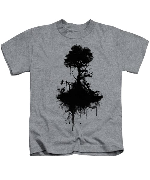 Last Tree Standing Kids T-Shirt