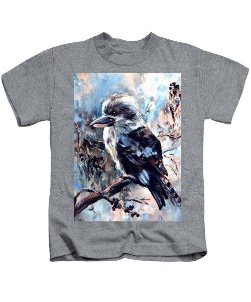 Laughing Kookaburra Kids T-Shirt