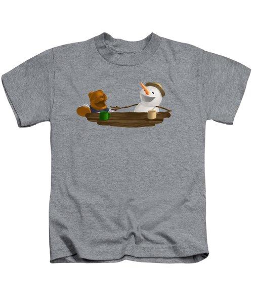 Laughter Kids T-Shirt