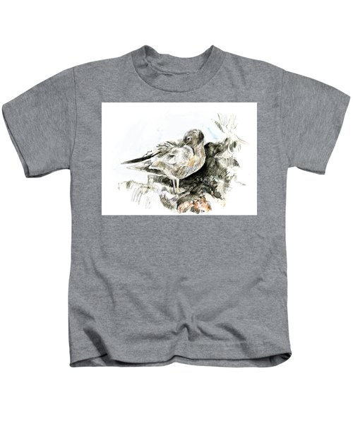 Lava Gull Kids T-Shirt