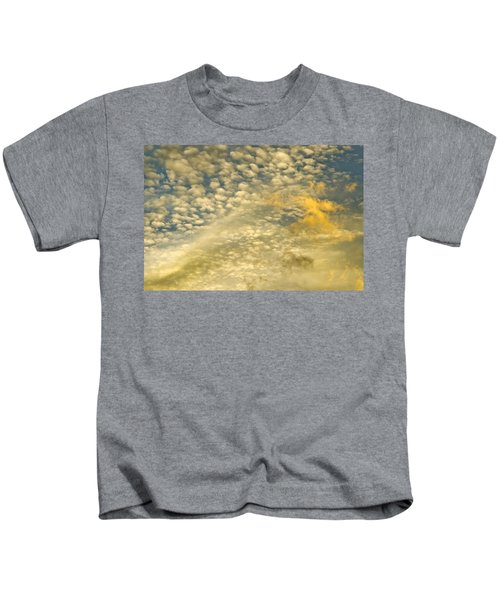 Layers Of Sky Kids T-Shirt