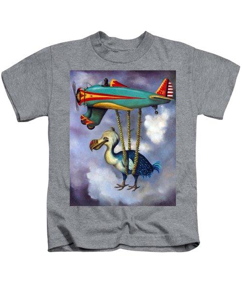 Lazy Bird Kids T-Shirt