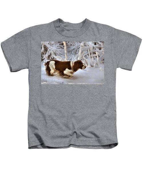 Leading The Way Kids T-Shirt