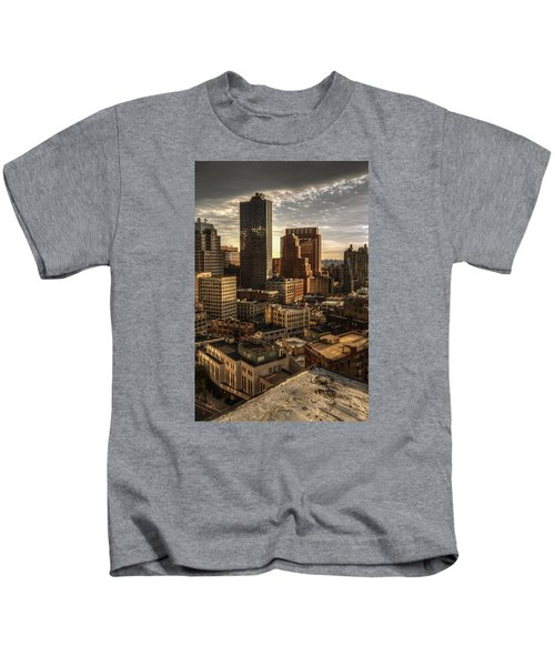Leap Of Faith Kids T-Shirt